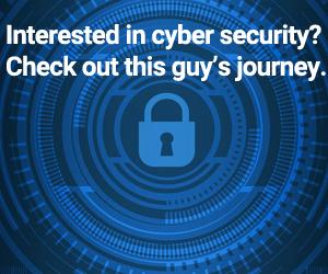 cybersec journey